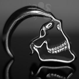 Crâne en acier chirurgical 316L