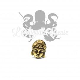 Accessoire en bronze Bouddha clipable