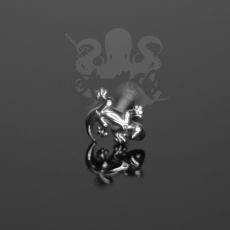 Bijou de cartilage/tragus Salamandre