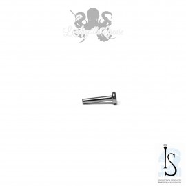 Barre de Labret IS 1.2mm pas de vis interne