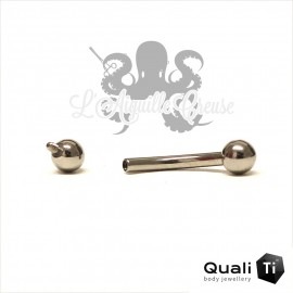 Banane QualiTi 1.6 mm pas de vis interne