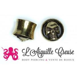 Crâne en Bronze