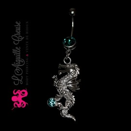 Dragon en Rhodium