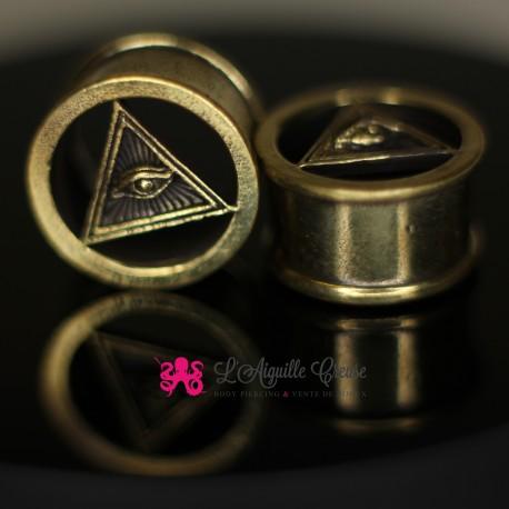 Tunnel Illuminati en Bronze