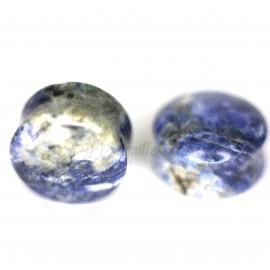 Paire de plugs en Lapis Lazuli - Diablo Organics