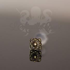 Accessoire en bronze clipable