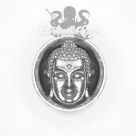 Plug en Bronze blanc Bouddha