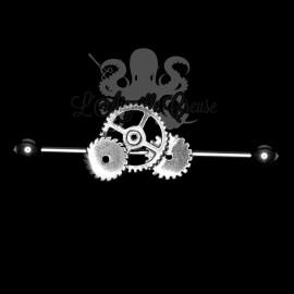 Bijou d'industriel steampunk