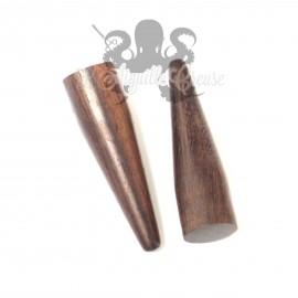 Taper en bois de Narra