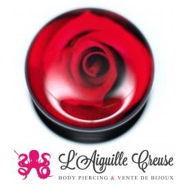 Plug Rose en acrylique