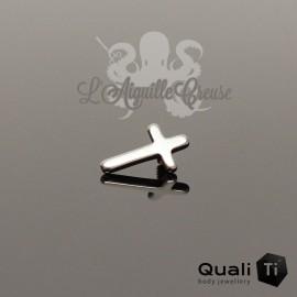 Accessoire QualiTi Croix en titane - pour 1.2 mm