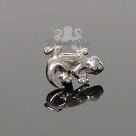 Accessoire pour bijou en 1.6 mm en acier chirurgical Salamandre
