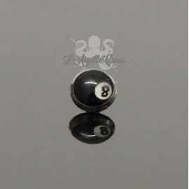 Accessoire pour bijou en 1.6 mm, en titane