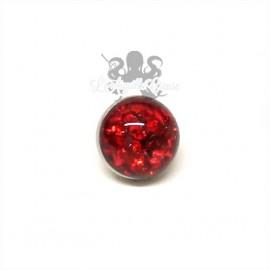 Accessoire pour bijou en 1.6 mm en titane & paillettes