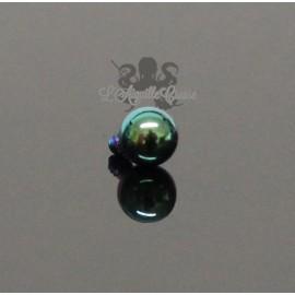 Accessoire pour bijou en 1.6 mm en acier chirurgical pvd - 3 mm