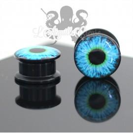 Plug Oeil en acrylique
