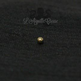 Bille en Or 18 carats, pour bijou en 1 ou 1.2 mm