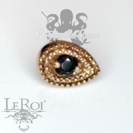Accessoire en or rose 14 carats Threadless LeRoi