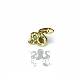 Serpent en Or 18 carats, pour bijou en 1 ou 1.2 mm